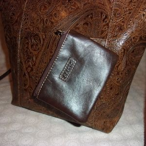 Vintage Relic Embossed Purse